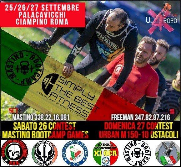 OCR: Urban Land Roma 25/26/27 Settembre