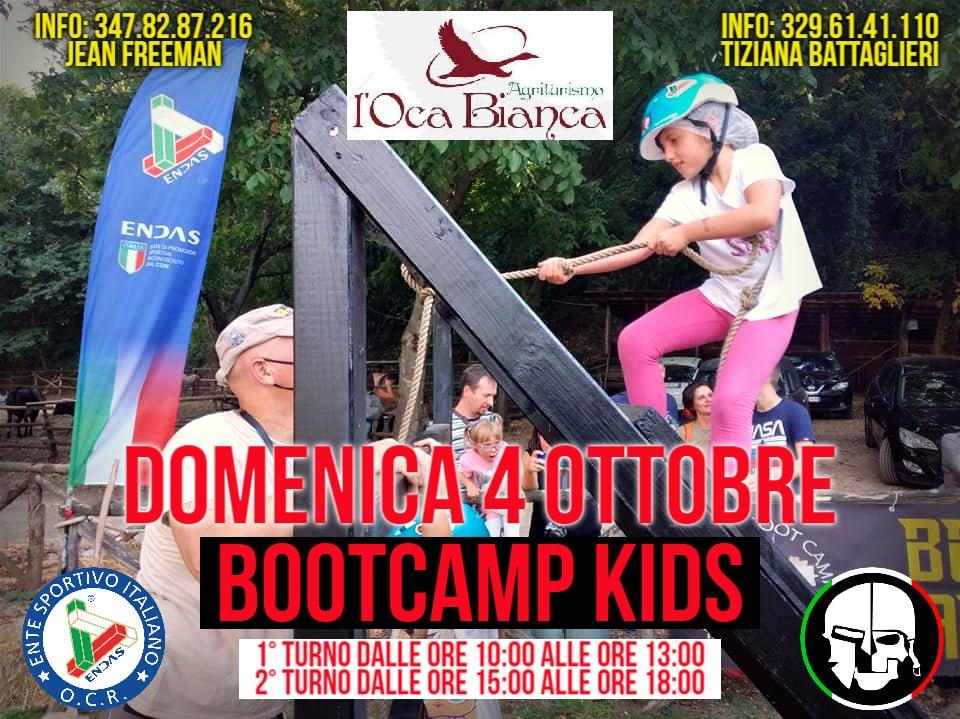 bootcamp kids 4 ottobre